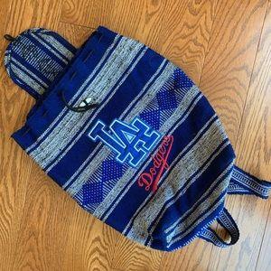 LA Dodgers Backpack